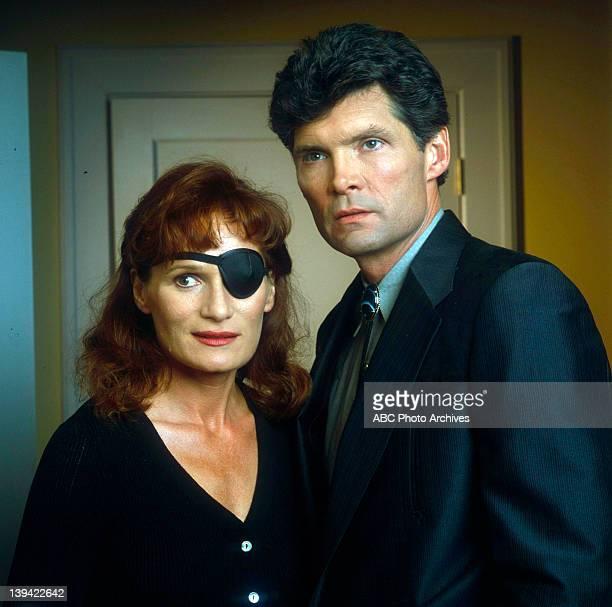 Gallery - Shoot Date: December 14, 1989. WENDY ROBIE;EVERETT MCGILL