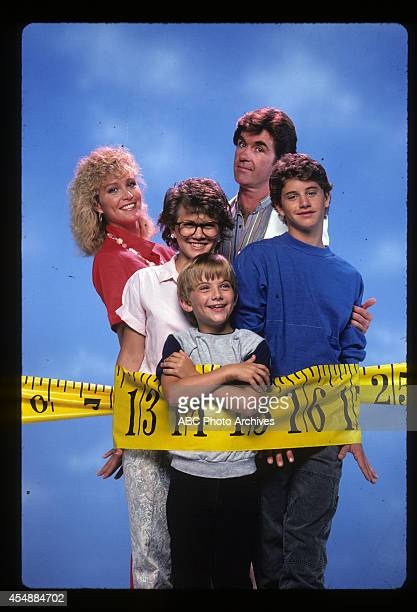 Gallery - Shoot Date: July 22, 1985. JOANNA KERNS;TRACEY GOLD;JEREMY MILLER;ALAN THICKE;KIRK CAMERON