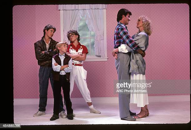 Gallery - Shoot Date: July 22, 1985. KIRK CAMERON;JEREMY MILLER;TRACEY GOLD;ALAN THICKE;JOANNA KERNS