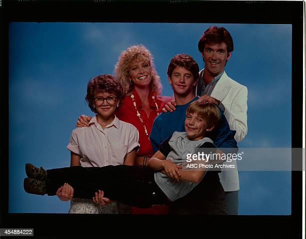Gallery - Shoot Date: July 22, 1985. TRACEY GOLD;JOANNA KERNS;KIRK CAMERON;JEREMY MILLER;ALAN THICKE