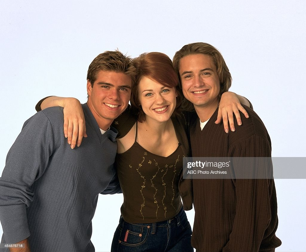 L-R: MATTHEW LAWRENCE;MAITLAND WARD;WILL FRIEDLE : News Photo
