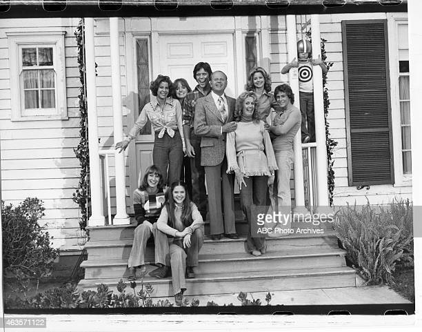 Gallery - Shoot Date: March 25, 1977. L-R: LAURIE WALTERS ;LANI O'GRADY; CONNIE NEWTON NEEDHAM ;SUSAN RICHARDSON;GRANT GOODEVE;DICK VAN PATTEN;DIANA...