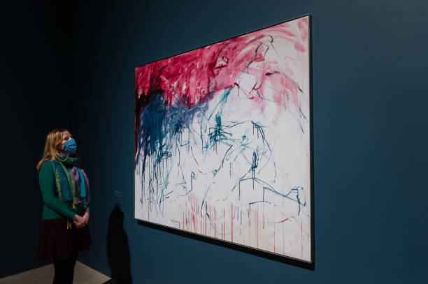 GBR: Tracey Emin / Edvard Munch: The Loneliness Of The Soul At The Royal Academy Of Arts In London