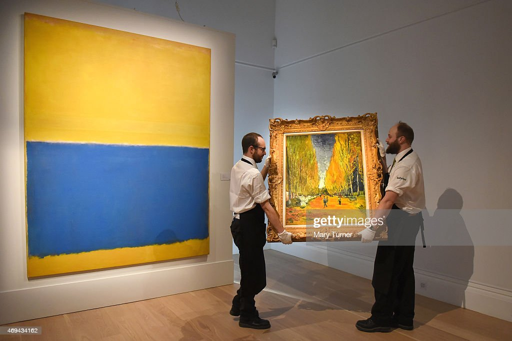 In Focus: L'Allee des Alyscamps By Van Gogh Sells For 66 Million USD