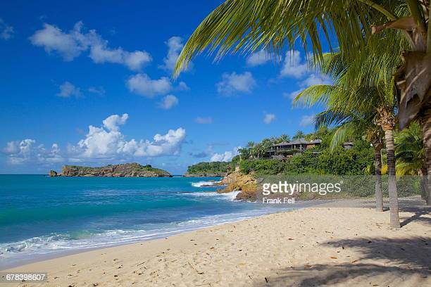 Galley Bay and Beach, St. Johns, Antigua, Leeward Islands, West Indies, Caribbean, Central America
