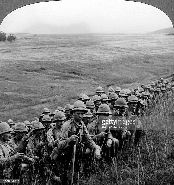Gallipoli Campaign World War I 19151916 Reserves waiting for orders to move up to their new positions on the slopes of Cape Helles Launched in March...