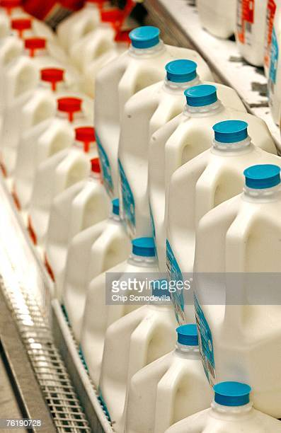 gallons of milk