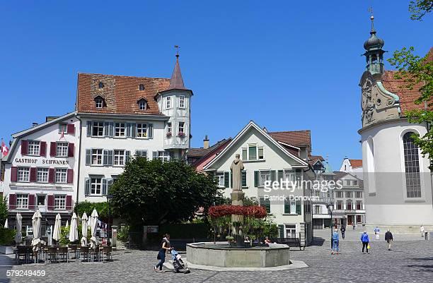 Gallusplatz, St. Gallen