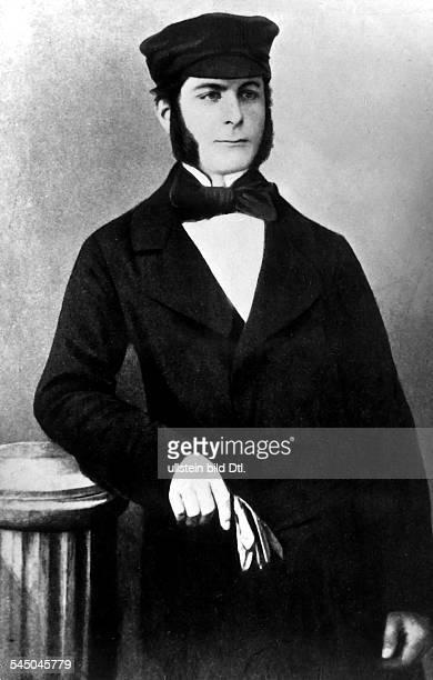 Galton Francis*1602182217 011911Anthropologe Vererbungsforscher Schriftsteller GB 1855