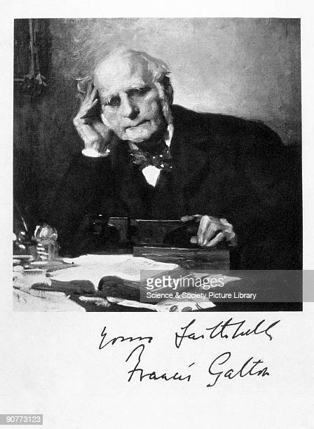 Galton was an English scientist and cousin of Charles Darwin His work covered the areas of meterology colour blindness fingerprint identification and...
