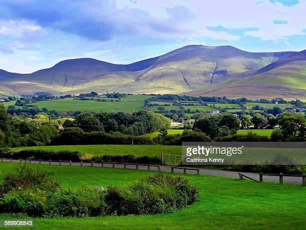 Galtymore mountain, Tipperary