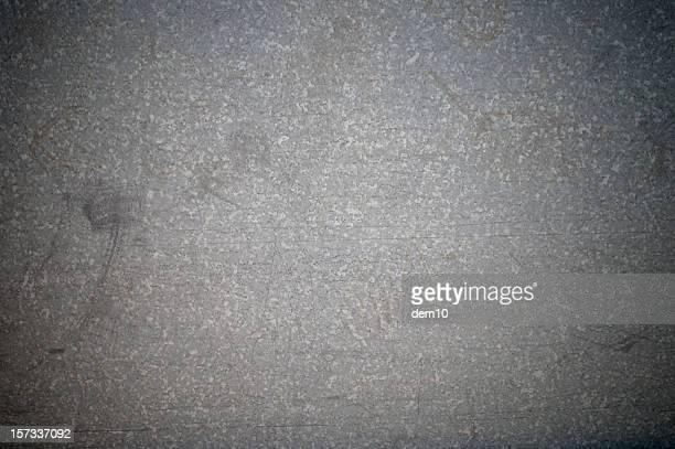 Galvanize surface