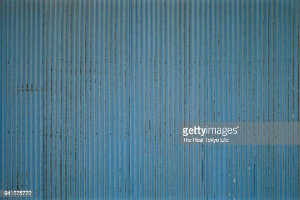 galvanized_iron_1460253.jpg - corrugated iron stock photos and pictures