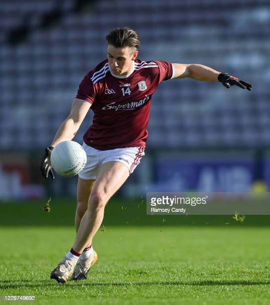 Galway , Ireland - 15 November 2020; Shane Walsh of Galway during the Connacht GAA Football Senior Championship Final match between Galway and Mayo...