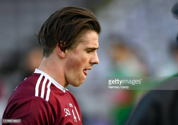 Galway , Ireland - 15 November 2020; Shane Walsh of Galway following their defeat in the Connacht GAA Football Senior Championship Final match...