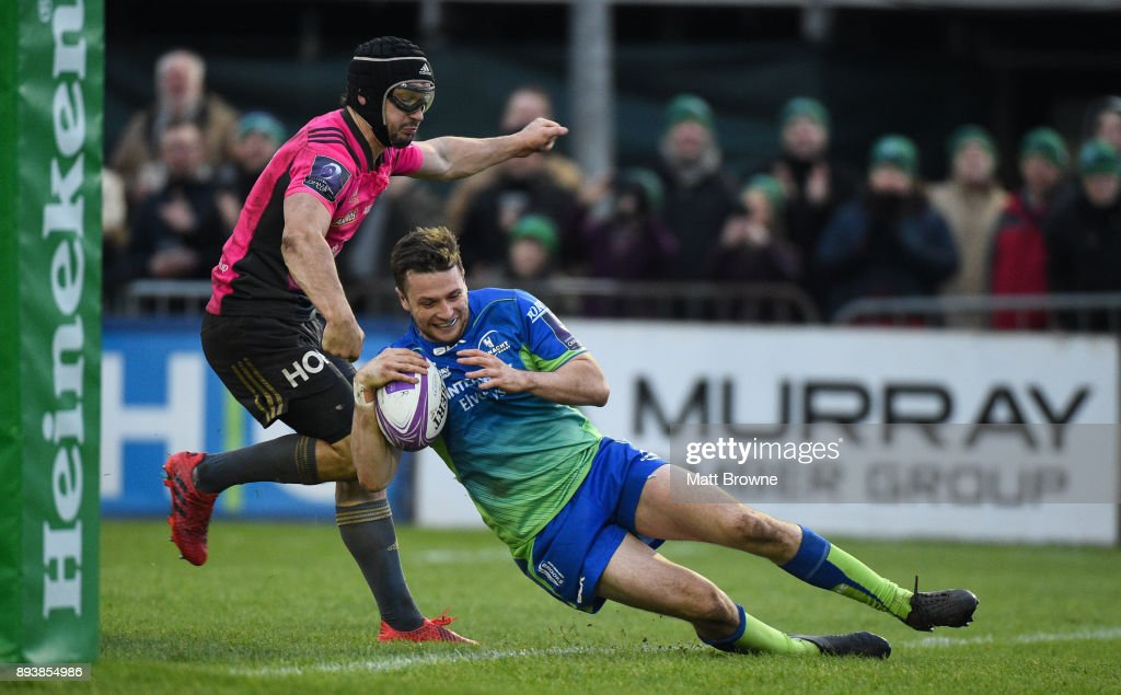 Connacht v Brive - European Rugby Challenge Cup