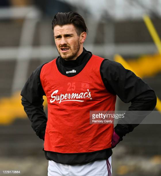 Galway , Ireland - 18 October 2020; Shane Walsh of Galway during the Allianz Football League Division 1 Round 6 match between Galway and Mayo at Tuam...