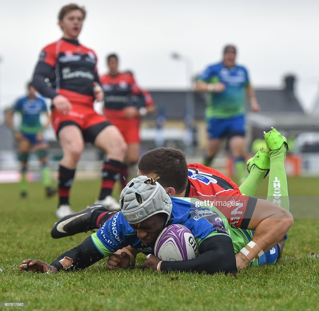 Connacht Rugby v Oyonnax - European Rugby Challenge Cup