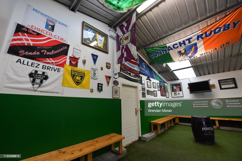 IRL: Connacht Rugby v Benetton Rugby - Guinness Pro14