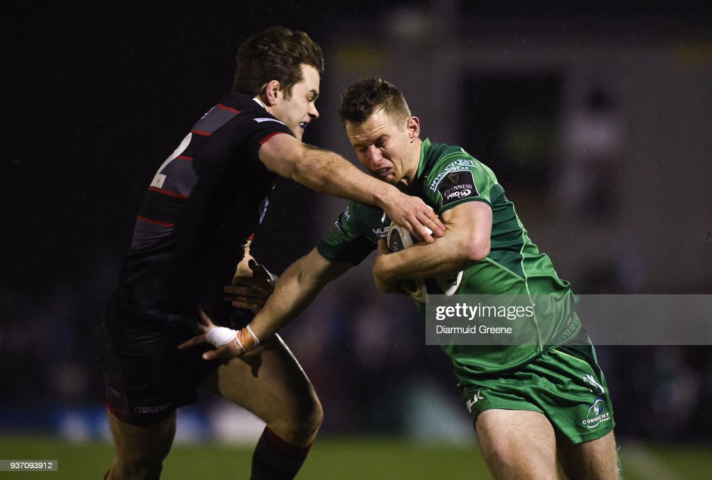Connacht v Edinburgh - Guinness PRO14 Round 18