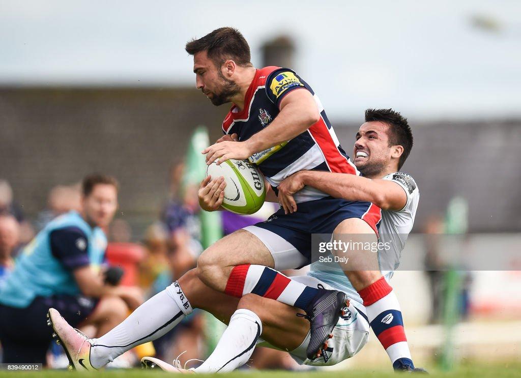 Connacht Rugby v Bristol Rugby - Pre-season Friendly : News Photo