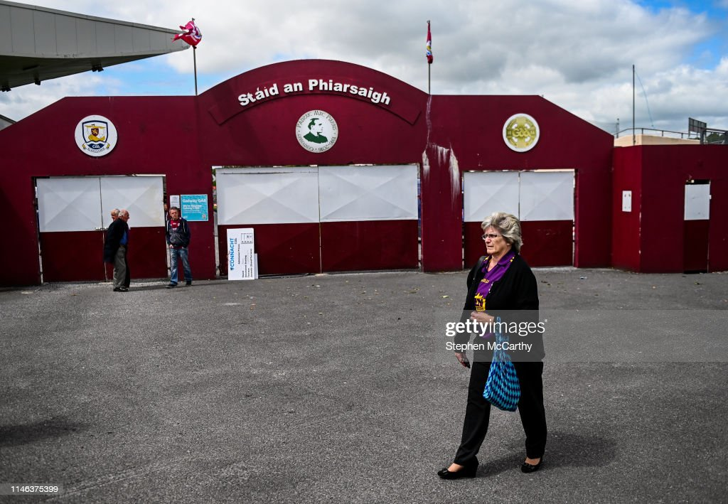 IRL: Galway v Wexford - Leinster GAA Hurling Senior Championship Round 3A