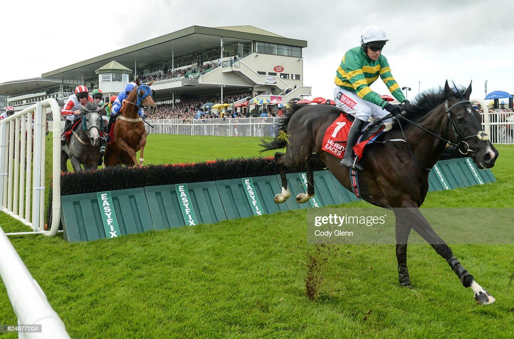 Galway Races Summer Festival 2017 - Monday : News Photo