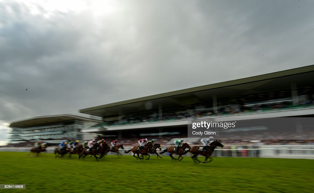 Galway Races Summer Festival 2017 - Friday : News Photo