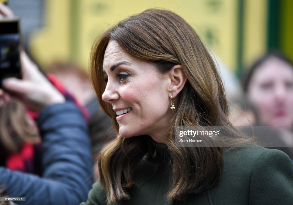 Visit to Ireland by The Duke and Duchess of Cambridge : News Photo