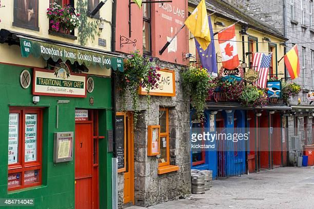 galway morning - county galway stock pictures, royalty-free photos & images