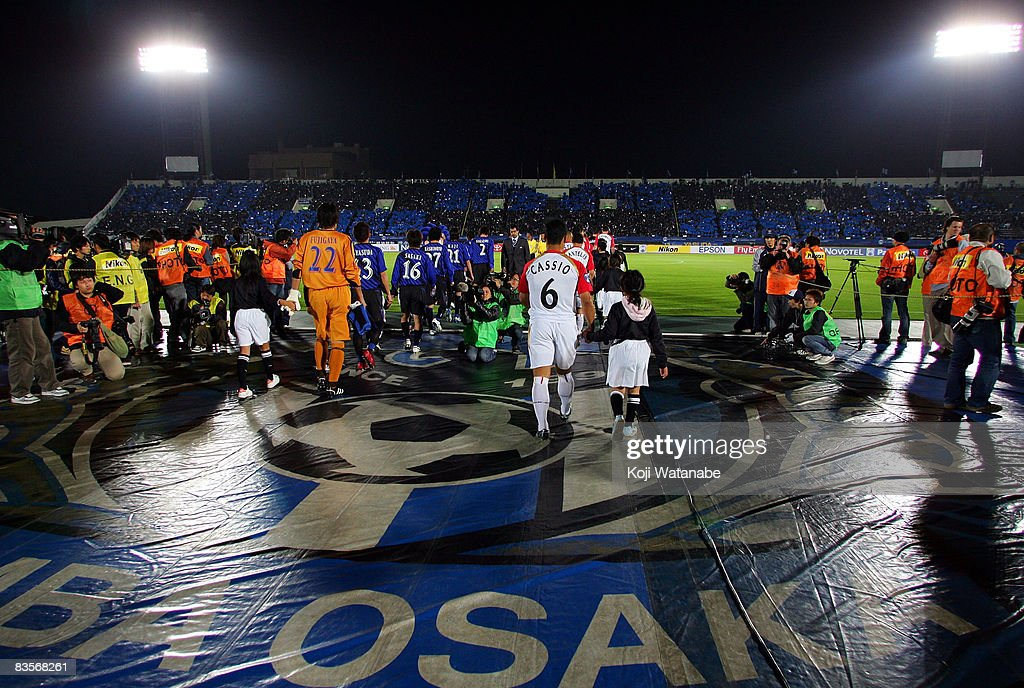 Gamba Osaka And Adelaide United Starts Of Line Up Afc Champions News Photo Getty Images