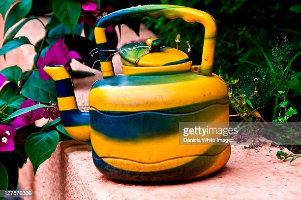 Gambian watering can