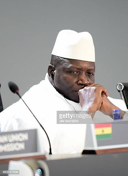 Yahya Jammeh Pictures and Photos - Getty Images