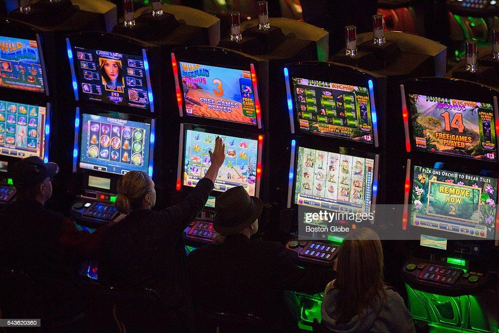 Rochester ny gambling arrest