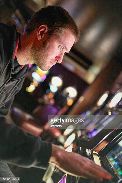 gambling - addict stock photos and pictures