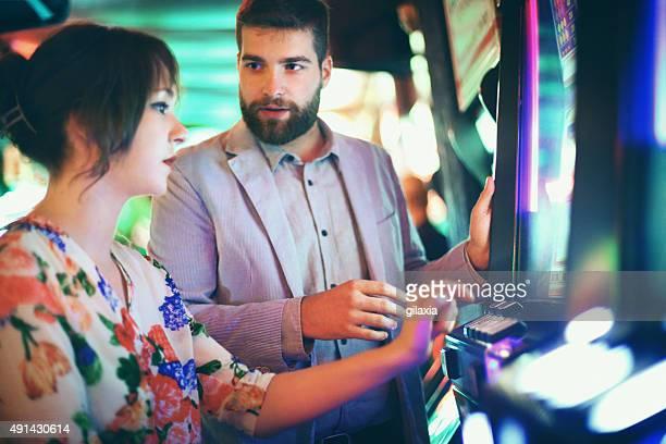 Gambling strategy.