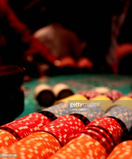 gambling table - gambling table stock pictures, royalty-free photos & images