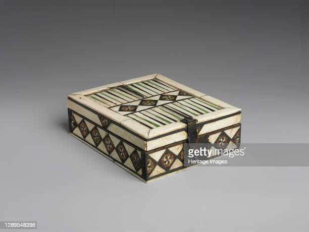 Game Box, Italian, 14th century. Artist Unknown.