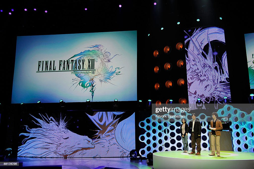 E3 Gaming Conference Held In Los Angeles : News Photo