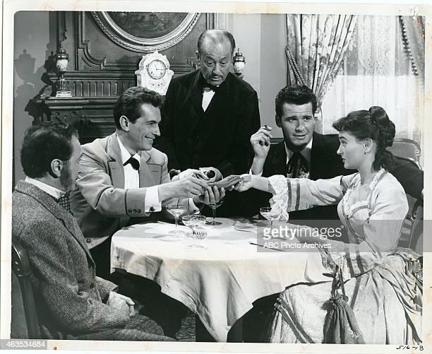 MAVERICK Game of Chance Airdate January 4 1959 BERARD
