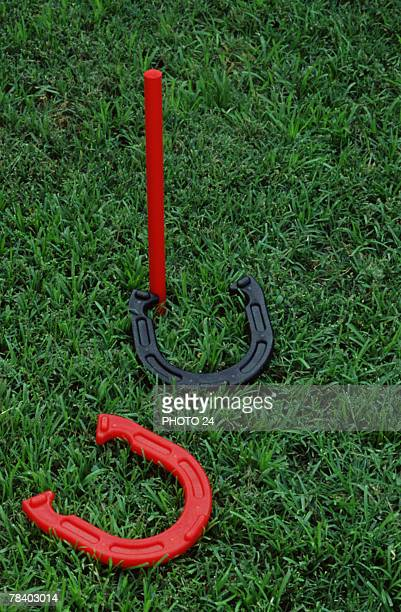 Game of horseshoes