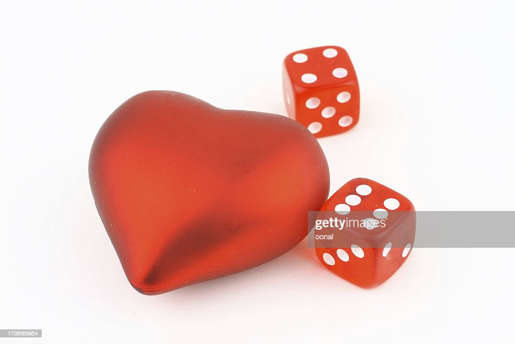 Game of love : Stock Photo