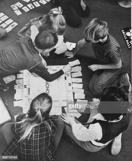 Game of Monopoly Occupied Students' Time When they were forced in by cold A variety of projects and plays have been brought into the war on cabin...