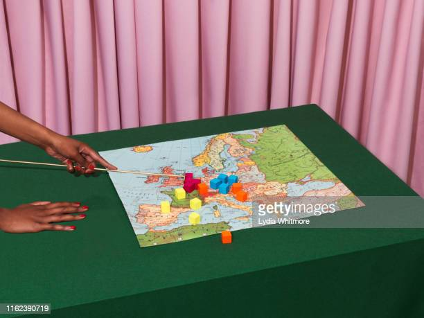 A Game of Risk and Strategy