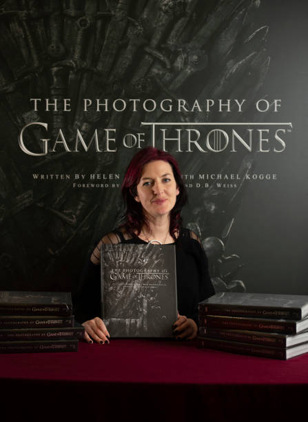 GBR: Helen Sloan Presents 'The Photography of Game of Thrones'