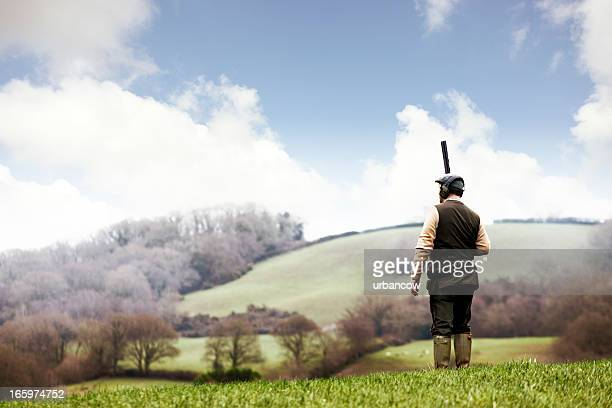 game shoot - hunting stock pictures, royalty-free photos & images