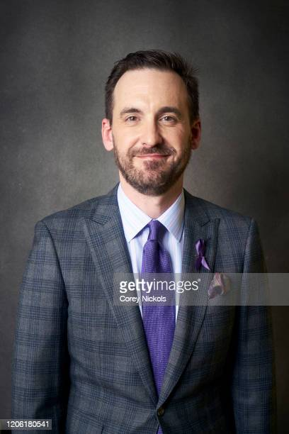 TV game show host Brad Rutter is photographed for TV Guide magazine on January 8 2020 in Pasadena California