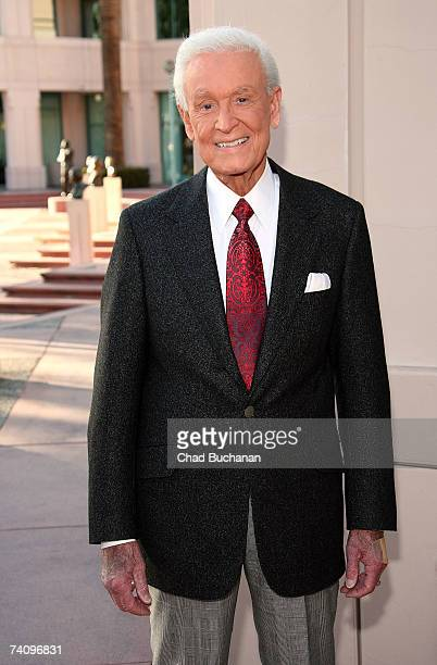 Game show host of the Price is Right Bob Barker attends An Evening With Bob Barker presented by the Academy of Television Arts and Sciences at The...