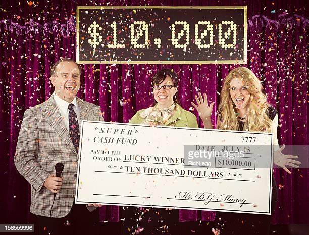 Game Show Winner