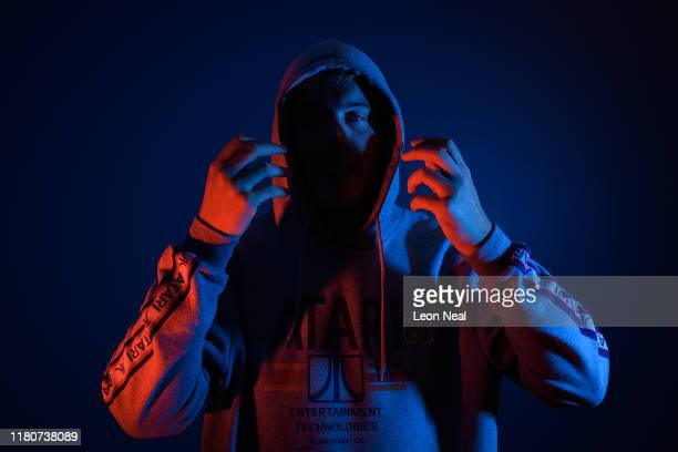 Gamer Kizarrrr poses for a portrait at the epicLAN esport tournament at the Kettering Conference Centre on October 12 2019 in Kettering England...